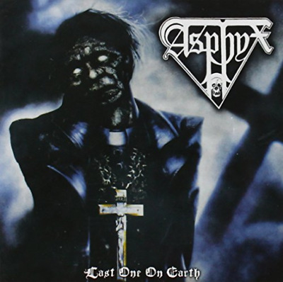 Asphyx-Last One On Earth / Crush Of The Cenotaph (Arg) (Us Import) Cd New