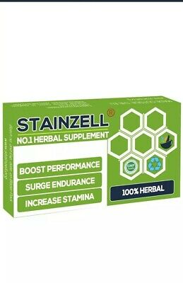 STAINZELL ® - The Fast Acting 100% Effective Natural Amplifier for Performance,