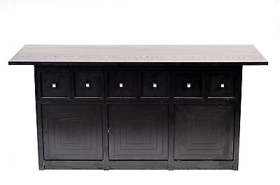 RARE Charles Rennie Mackintosh D.S.5 Sideboard Buffet Credenza C.R. Arts Crafts