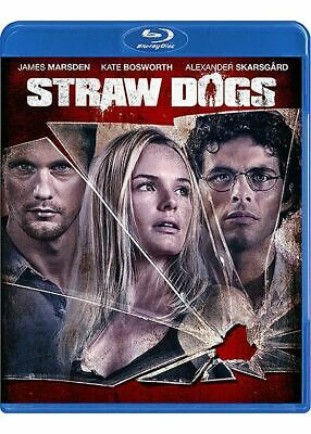 blu ray Straw Dogs (Les chiens de paille) neuf