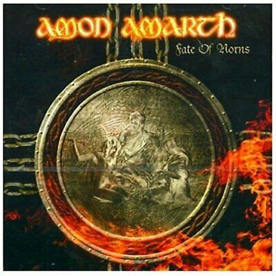 Amon Amarth-Fate of Norns (US IMPORT) CD NEW