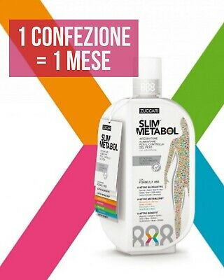 Slim Metabol 888 ml - Zuccari