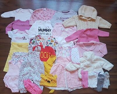 *F*A*B* Amazing baby girl bundle *3-6 months* Next* Mothercare * Disney *