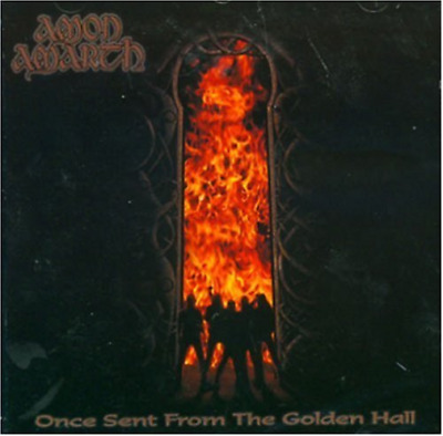 Amon Amarth-Once Sent From The Golden Hall (Us Import) Cd New