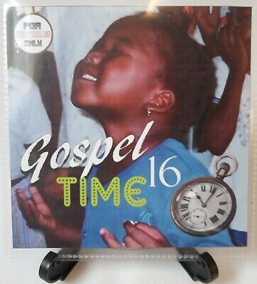 'Gospel Time' Volume 16 (Gospel & Classic Reggae Gospel, Vocal, Ska, Soca) 2019