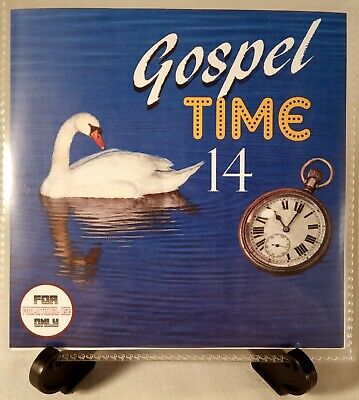 'Gospel Time' Volume 14 (Gospel & Classic Reggae Gospel, Vocal, Ska, Soca) 2019