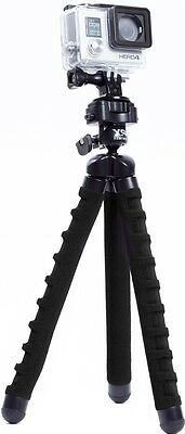 XSories Big Bendy Tripod, 27cm, Black
