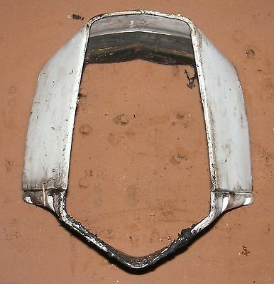 JOHNSON EVINRUDE 90HP Front Exhaust Housing Cover P/N 323800
