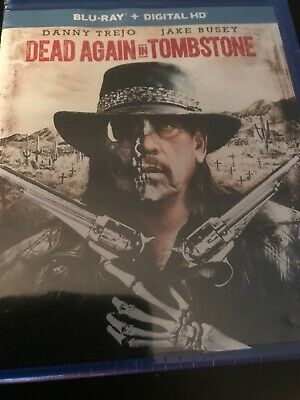 Dead Again in Tombstone (Blu-ray, 2013, Unrated) NEW