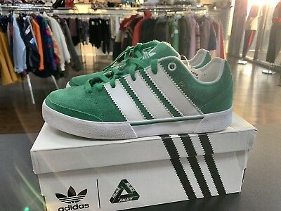 uk availability 3cad5 81834 Adidas Palace Oreardon size 8.5 Boost Pro Rare Green white DA9577