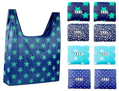117355579 Cute Foldable Reusable Eco Storage Travel Shopping Tote Grocery Bag Big  Capacity