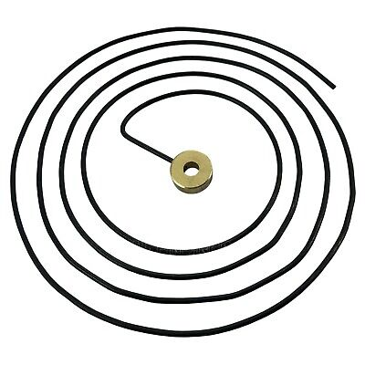"4 1/2"" Diameter GONG WIRE CLOCKS clock parts clockmakers repairs alarm"