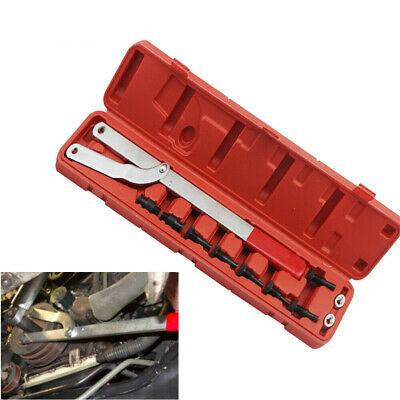 Universal Camshaft Puller Pulley Fan Clutch Removal Holder Tool Kit