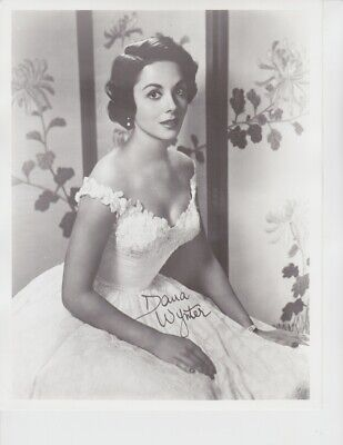 Vintage Press Photograph DANA WYNTER- Studio Publicity Photo