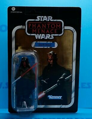 Star Wars Darth Maul The Phantom Menace The Vintage Collection 2012