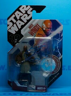 Star Wars Mace Windu Revenge Of The Sith The 30th Anniversary 2007