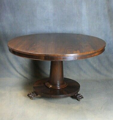 William IV Rosewood Dining / Breakfast Table