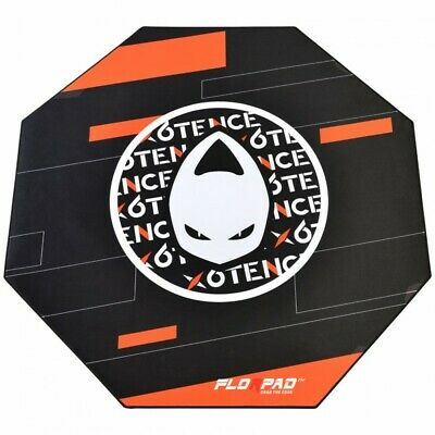 FlorPad x6tence Gamer-/eSports Protective Floor Mat - Soft Team