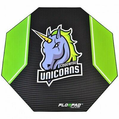 FlorPad Codewise Unicorns Gamer-/eSports Protective Floor Mat - Soft Team