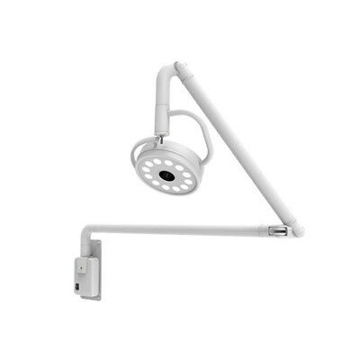 Wall-Mounted 36W Dental  LED Surgical Medical Exam Light Shadowless Cold Light