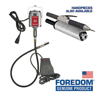 Genuine US FOREDOM SR Jeweller's Pendant Motor Slip Joint Kit OR Handpieces