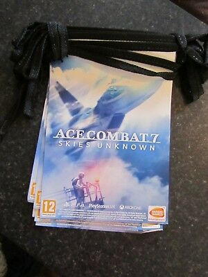 Ace Combat 7 Skies Unknown: 14ft Promotional Bunting