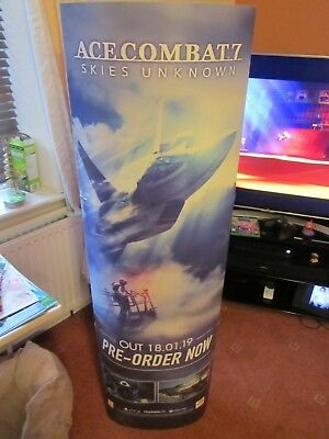 Ace Combat 7 Skies Unknown: 5ft Pre Release Popup Totem