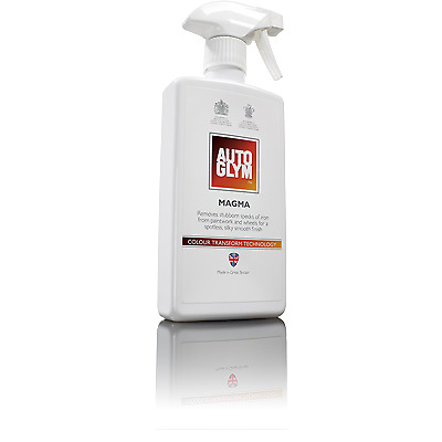 Autoglym Magma Purple / Red Iron Particle Wheel Cleaner  [MAG500] 500 ml