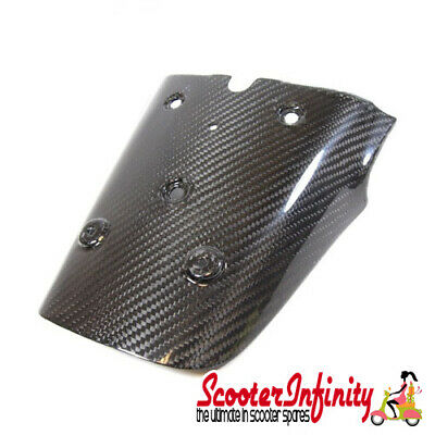 Number Plate Holder Vespa GTS Super / GTV (Carbon)