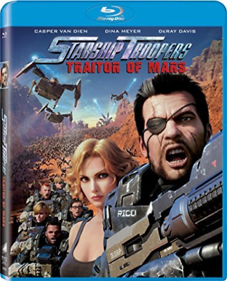 STARSHIP TROOPERS: TRAITORS...-STARSHIP TROOPERS (Importación USA) Blu-Ray NUEVO