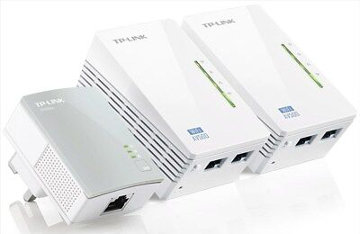 Tp-Link Tl-Wpa4220t Wifi Red Eléctrica Kit