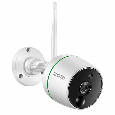 ZOSI 1080P 3MP HD Wireless Home Security CCTV IP Camera WiFi Audio Baby Monitor