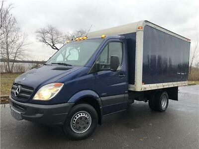 2013 Mercedes-Benz Sprinter -- 2013 MERCEDES-BENZ SPRINTER 3500 BOX TRUCK!!IOWNER!!BACKUP CAMERA!!NO ISSUE!!