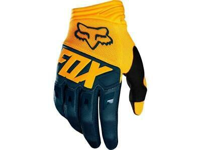 Fox Guanti moto cross Dirtpaw 2019 Navy/Yellow tg. L