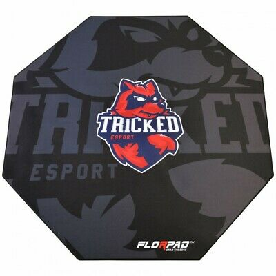 FlorPad Tricked Gamer-/eSports Protective Floor Mat - Soft Team