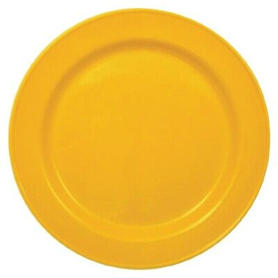 Steelite Carnival Sunflower Slimline Plates 202mm (Pack of 24)