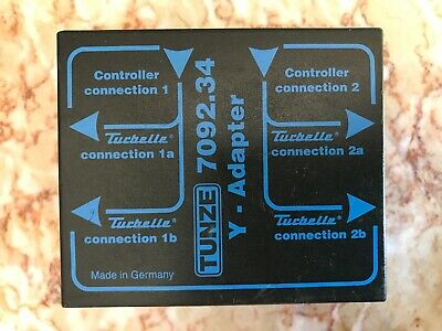 Tunze Turbelle 7092.34 Y-Adapter (No Cables)
