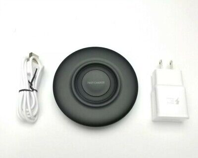 AUTHENTIC Samsung Wireless Charger Fast Charge Pad Qi P3100TBEGUS FOR GALAXY