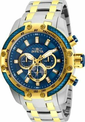 Invicta Speedway Chronograph Blue Dial Men's Watch 25947