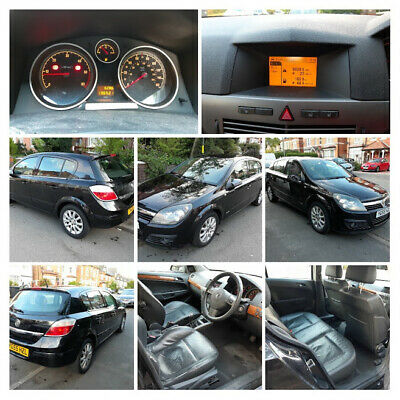 Vauxhall Astra Diesel 1.7 CDTI DRIVES LOVELY 136000 MILES HPI CLEAR