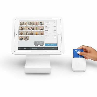 Square Stand for iPad with Contactless and Chip Reader