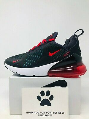 81ce49219e NIKE AIR MAX 270 Oil Grey Speed Red Turquoise New Women's 6 [AH6789 ...
