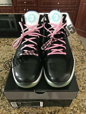 brand new 28c0e d477b DS Vintage Nike Air Jordan Fly Wade South Beach Sz 14 RARE