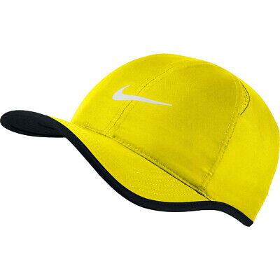 db19b9559c4 NIKE 679421 DRI-FIT Adjustable Tennis Hat Cap Unisex Black Navy Grey ...