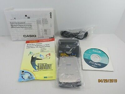 Casio PV-200A Anti-Loss Memory 2MB Pocket Viewer- New Old Stock