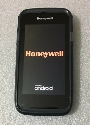 Honeywell Dolphin CT50 CT50L0N-CS13SE0 2D Barcode Scanner PDA Android 6 (ref 32)