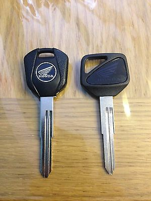 Honda CBR VFR etc Key cut and programming service