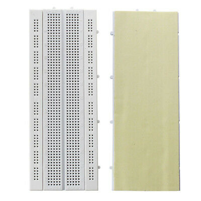 Bread Breadboard Available Circuit Points Tie Protoboard Mini Holes Splicing