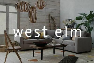West Elm 15% Off Entire Purchase In-Store & Online Expires 5/13/2019
