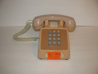 Vintage Western Electric 12 Button Desk Telephone 2500MM - 82056 Bell System